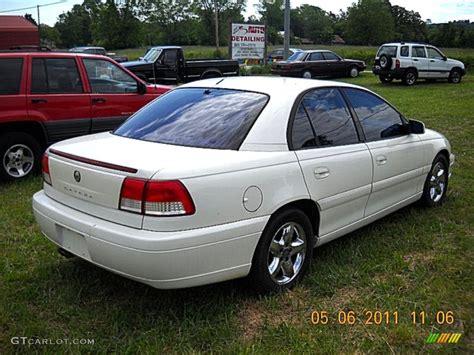Cadillac Catera 2000 by 2000 Ivory White Cadillac Catera 48981030 Photo 2