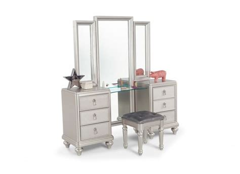 Makeup Vanity Bobs Furniture Pin By Elsie Perez On Makeup Room Organization