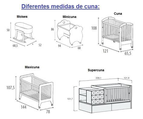 medidas colchon cuna como hacer cunas para bebes unidades madera largo cm x cm