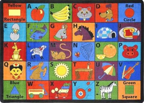 abc rugs for say my name classroom rugs learner supply