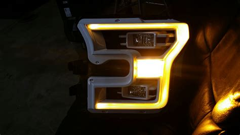led lights for f150 truck daveantonio92 s build 2015 f150 22x12 on 35 quot retrofit