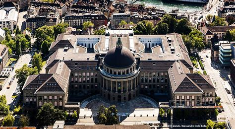 Mba In Eth Zurich by Switzerland S 6 Tech Universities Boost The Economy By 14