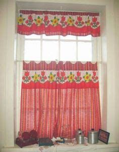 Retro Kitchen Curtains And Valances 1000 Images About Retro Kitchen On Pinterest Retro Kitchens Valances And Kitchen Curtains