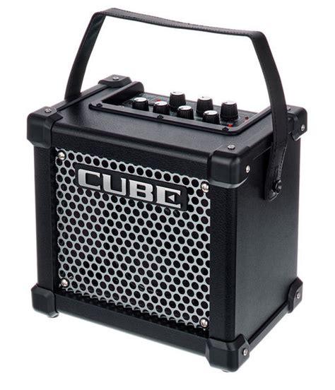 Roland Micro Cube Gx roland micro cube gx bk thomann uk