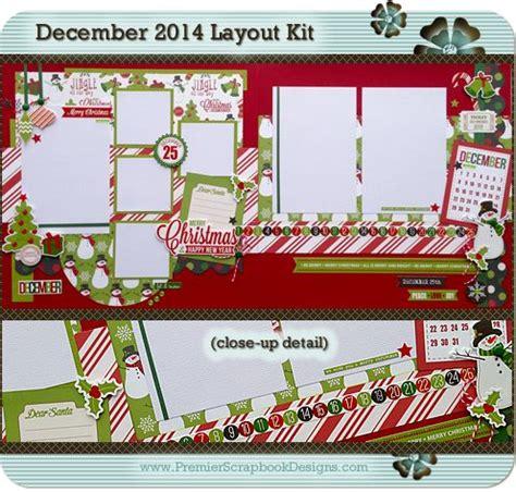 christmas layout design inspiration 17 ideas about christmas scrapbook layouts on pinterest