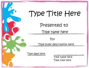 Free Editable Certificates Templates Susie Homeschooler