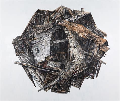 Architecture Drawing Artists 21 Pictures Of Collapsing Architecture Artwork By Seth