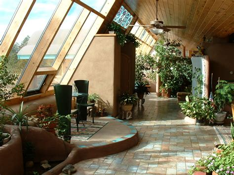 Earthship Interior by Housing