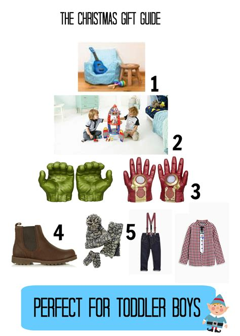 christmas gift guides perfect for toddler boys