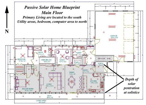 Passive House Floor Plans | 1000 images about passive solar home on pinterest trees