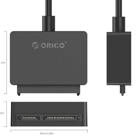 Orico 2 5 Inch Drive Adapter orico portable 2 5 inch drive adapter usb3 0 type a
