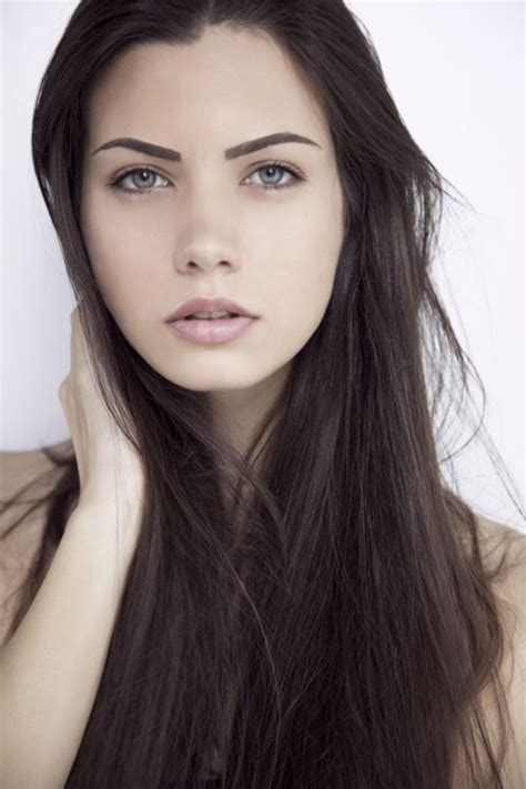 women with dark hair pics 17 best images about look book on pinterest eyebrows