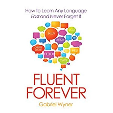 amazon com fluent forever how to learn any language fast and never forget it audible audio
