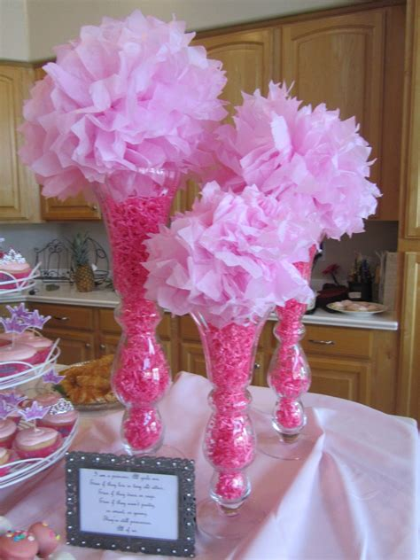 baby shower decor princess baby shower party favors ideas
