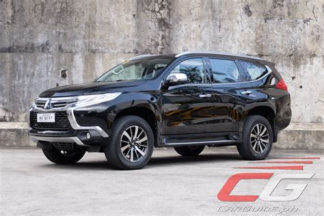 mitsubishi sports car 2018 review 2018 mitsubishi montero sport 4wd gt philippine