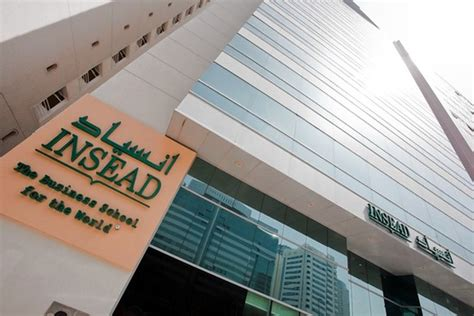 Insead Business School Mba by ท น Mba จาก สถาบ น Insead Business School ประเทศฝร งเศส