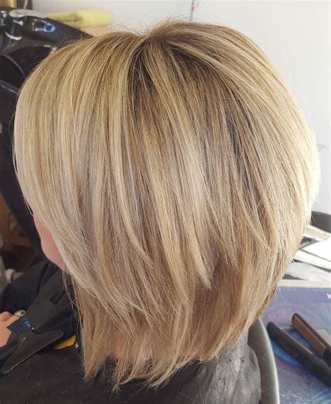 cut layers for a bob 60 fabulous choppy bob hairstyles haircuts bobs and blondes