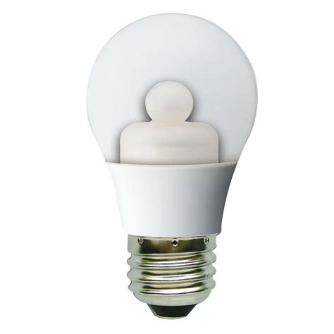 Led Ceiling Fan Light Bulbs Ge 63012 3w Led E26 3000k A15 A Shape 120v Ceiling Fan Light Bulb 15 Bulbamerica