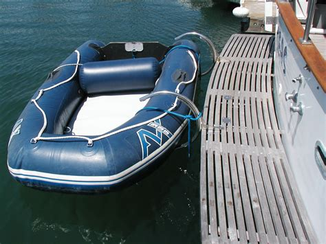 inflatable boat swim platform mounts davit system for inflatable boats and dinghies