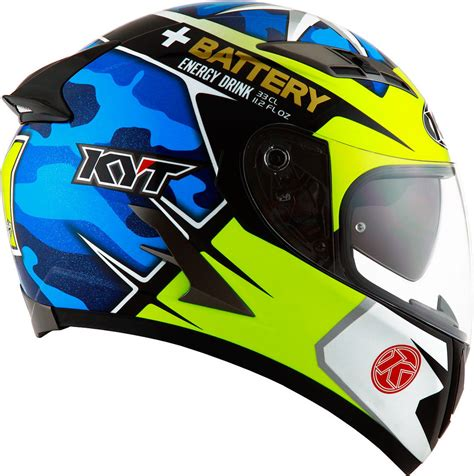 Kyt Cross Cheek Pad Helm kyt falcon iannone replica mugello helmet xs 53 54
