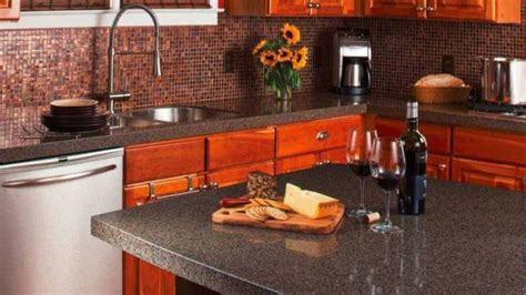 kitchen top top kitchen countertop materials pros and cons
