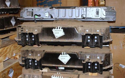 dead ev batteries reuse   recycle roadshow