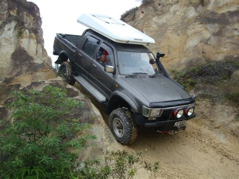 Awning Roof Toyota Hilux 1992 Expedition Vehicle For Sale Horizons