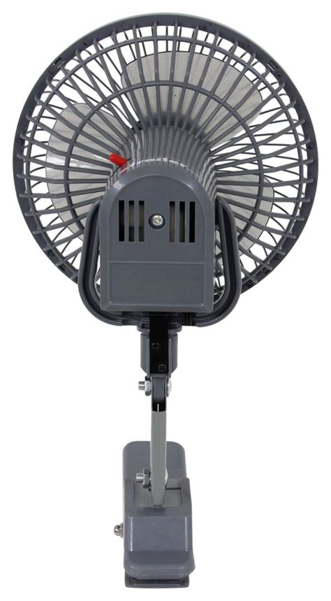 12 volt oscillating fan 6 quot oscillating fan 12 volt cl on performance tool 12v