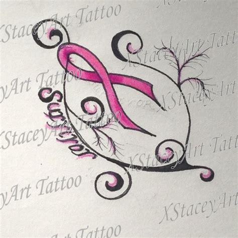 cancer survivor tattoo designs breast cancer survivor designs