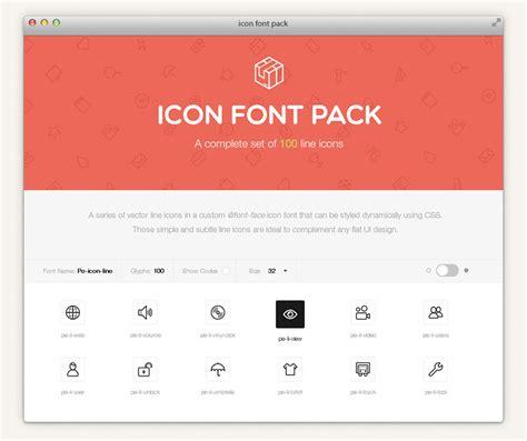 Design Your Own Home Bar line icon font set icon fonts pixeden