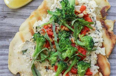 Goon Nb 48 By Jolinshop grilled pizza dough with veggies and almond ricotta aol