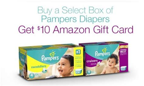 Where Can I Purchase Amazon Gift Card - 10 amazon gift card with pers diaper purchase southern savers
