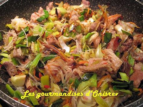 recette cuisine wok recettes de cuisine asiatique au wok
