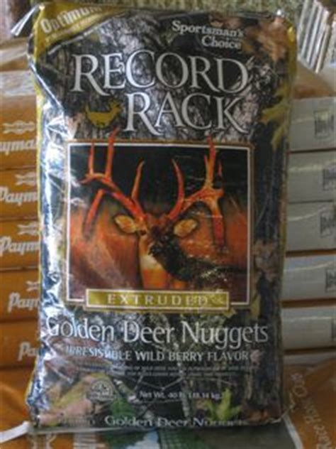 Record Rack Mineral by Record Rack Golden Deer Nuggets J B Feed Hay