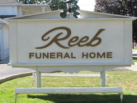 reeb funeral home sylvania oh funeral home and cremation