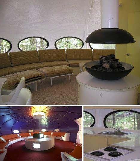 futuro haus the futuro house space age ufo architecture comes home