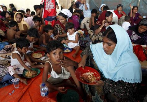 Asylum Shorts Sh Asylum 02 philippines likely to take in rohingya migrants