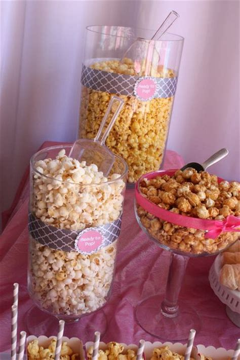 Popcorn Baby Shower Theme by Babyshower Inspiratie