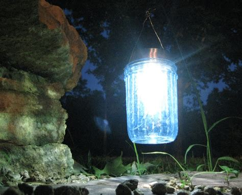 How To Make Outdoor Light Fixtures Homestead Survival Make Your Own Solar Light