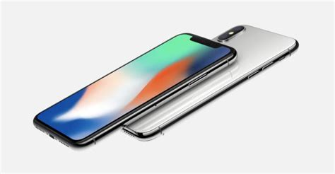 apple x color iphone x face id oled screen wireless charging and the