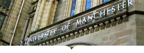 Manchester Business School Mba Fees by Of Manchester Courses And Application Information