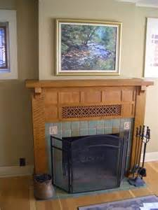 Arts And Crafts Mantel » Home Design 2017