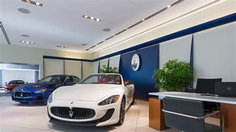Park Place Maserati by Dallas Maserati Dealership Park Place