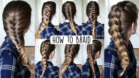 braid   hair  beginners   braid braidsandstyles youtube