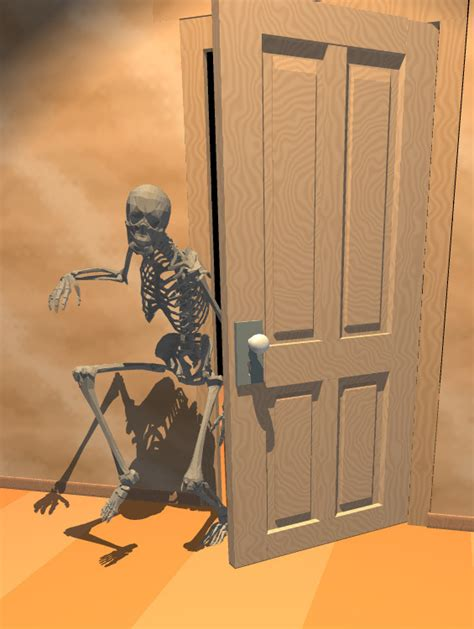 Fear Of Closets by Donna L Martin S The Story Catcher Skeletons In The Closet