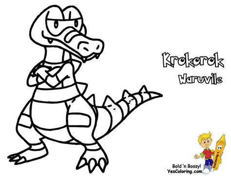 pokemon coloring pages sandile quick pokemon black and white coloring pages drilbur