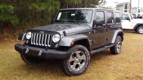 Troncalli Jeep 2016 Jeep Wrangler Unlimited At Troncalli In