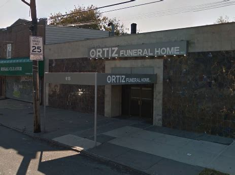 r g ortiz funeral home soundview ave bronx ny