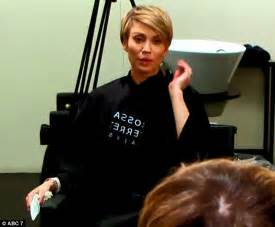 amy robach haircut amy robach goes to sochi while battling breast cancer