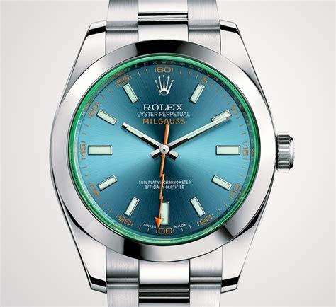 Rolex Millgauss rolex milgauss oystersteel 116400gv